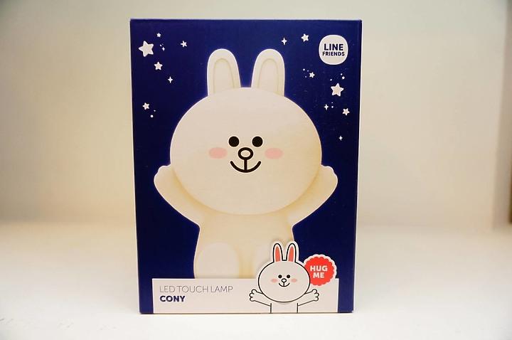 HUG ME LED Touch Lamp 兔兔小夜燈 陪伴一夜好眠~ - 2