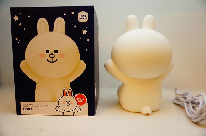 HUG ME LED Touch Lamp 兔兔小夜燈 陪伴一夜好眠~ - 3