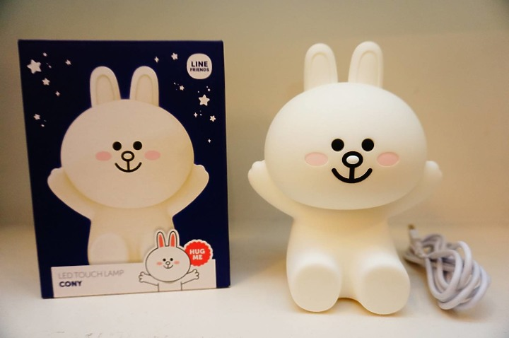HUG ME LED Touch Lamp 兔兔小夜燈 陪伴一夜好眠~ - 4