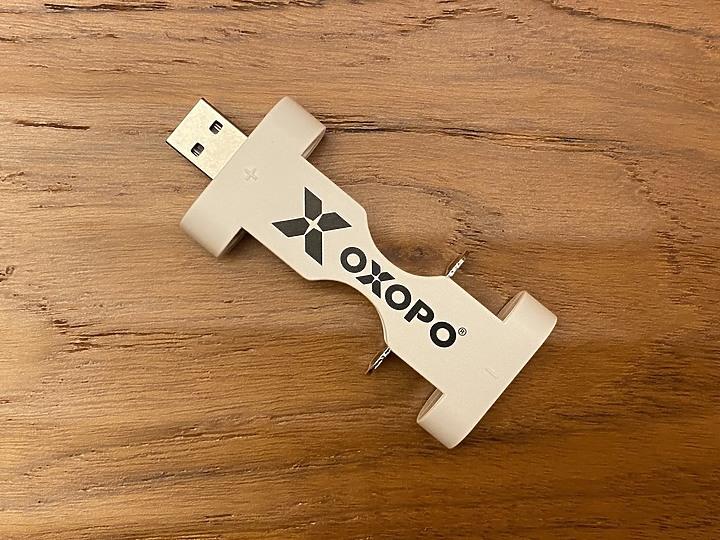 OXOPO快充鋰電池 30分鐘充滿80%電量 讓你隨充即用