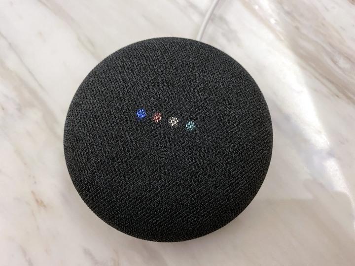 美版 Google Nest mini 微開箱與控制小米智慧家電實測