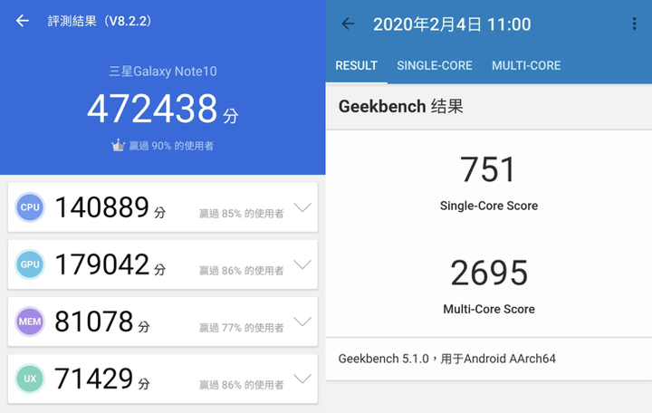 Galaxy Note10 Lite 跟 Galaxy Note10 該買哪支? - 7