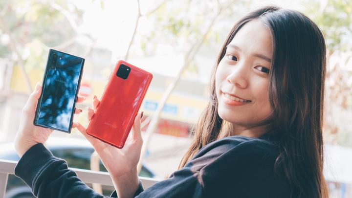 Galaxy Note10 Lite 跟 Galaxy Note10 該買哪支? - 30