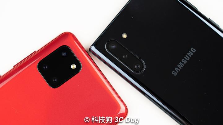 Galaxy Note10 Lite 跟 Galaxy Note10 該買哪支? - 16