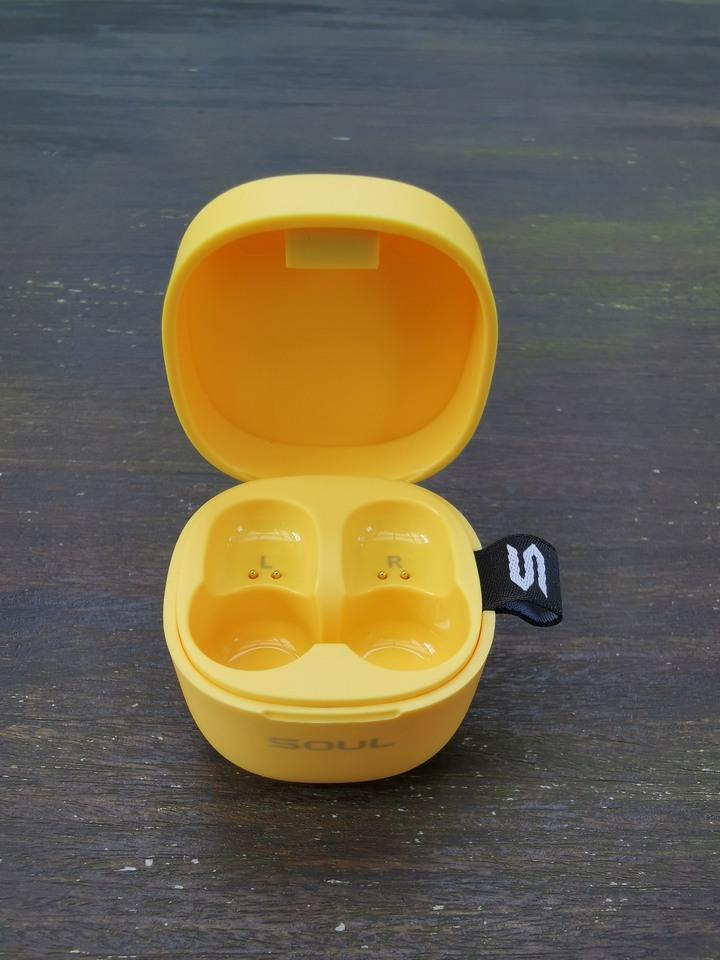 SOUL ST-XX真無線藍牙耳機:環繞效果佳、低音強勁,具有環境音頻模式