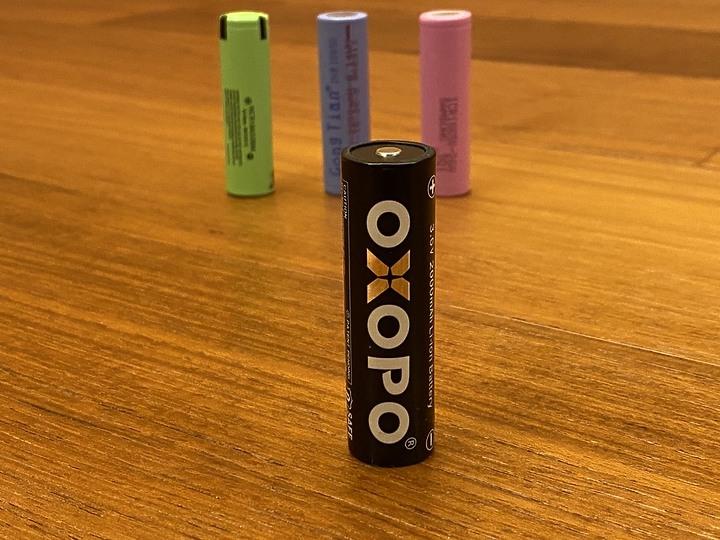 OXOPO TYPE-C快充鋰電池 節省時間 漏液防護 安全認證 保障使用安全