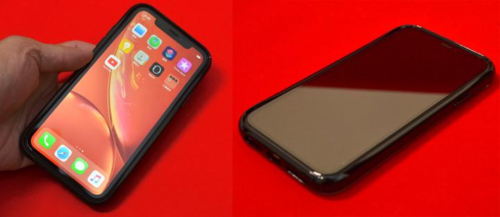 玻璃保貼界裡的賓士【hoda 3D 藍寶石滿版螢幕保貼 + Mous 英國防摔殼】給iPhone手機全方位防護 - 70