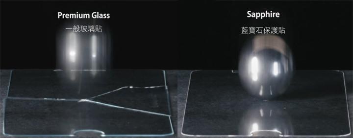 玻璃保貼界裡的賓士【hoda 3D 藍寶石滿版螢幕保貼 + Mous 英國防摔殼】給iPhone手機全方位防護 - 5