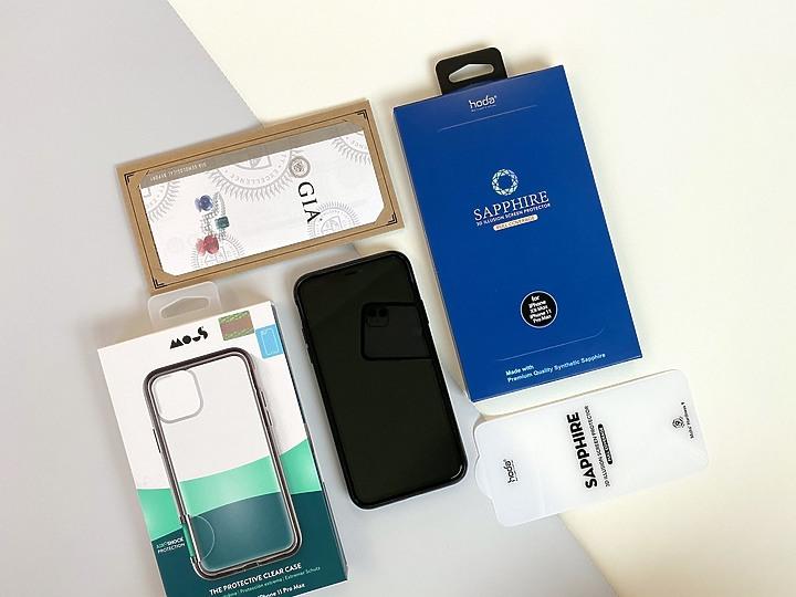 保護心愛的iPhone? 交給hoda藍寶石3D幻影螢幕保護貼與Mous英國防摔殼 瞻前又顧後提供最頂級防護 - 10