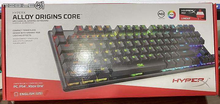 hyperx alloy 短 版 鍵盤
