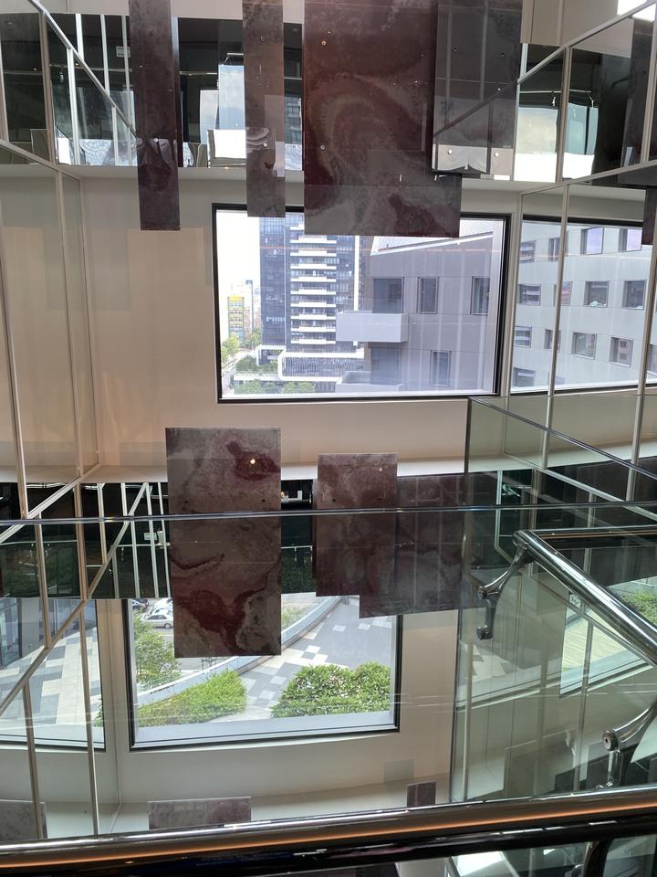 【小惡魔振興券】交通便利, 鬧中取靜的台北大直英迪格酒店~