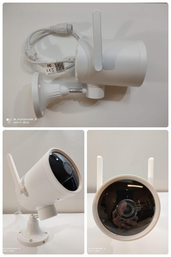 [開箱] 創米 小白 EC3 全戶型 智慧攝影機-雲台版