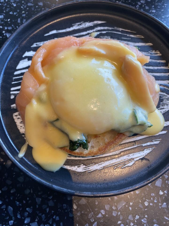 【小惡魔振興券】超威的早餐 - 大直英迪格酒店 T.R BAR & KITCHEN