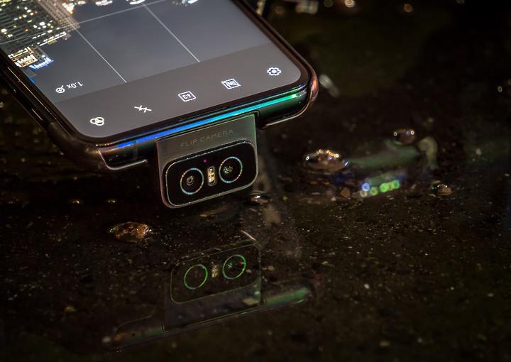 ASUS ZenFone6使用一年的心得:拍攝倒影的最佳利器 (圖多)
