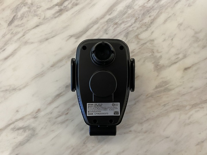 abee WH-01 無線充電手機架 qi認證 15W快充 單手操作好方便 - 6