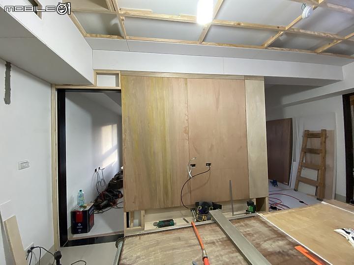 隔間牆-裝潢真案例-PULO裝潢平台