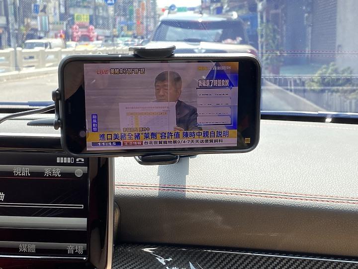 abee WH-01 無線充電手機架 qi認證 15W快充 單手操作好方便4236