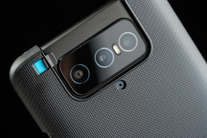 ZenFone 7 Pro延遲測試和簡單開箱