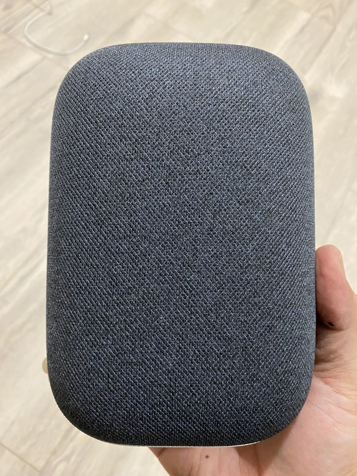 Google最新的Smart Speaker - Nest Audio - 一次兩台開箱~~