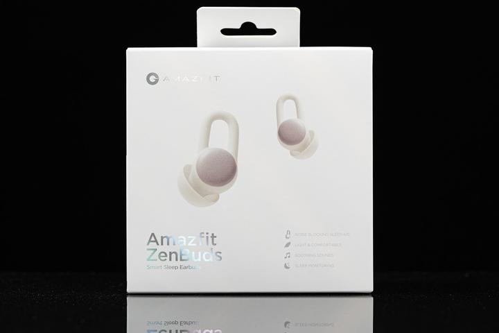 不能聽音樂的助眠耳機Amazfit ZenBuds - 3