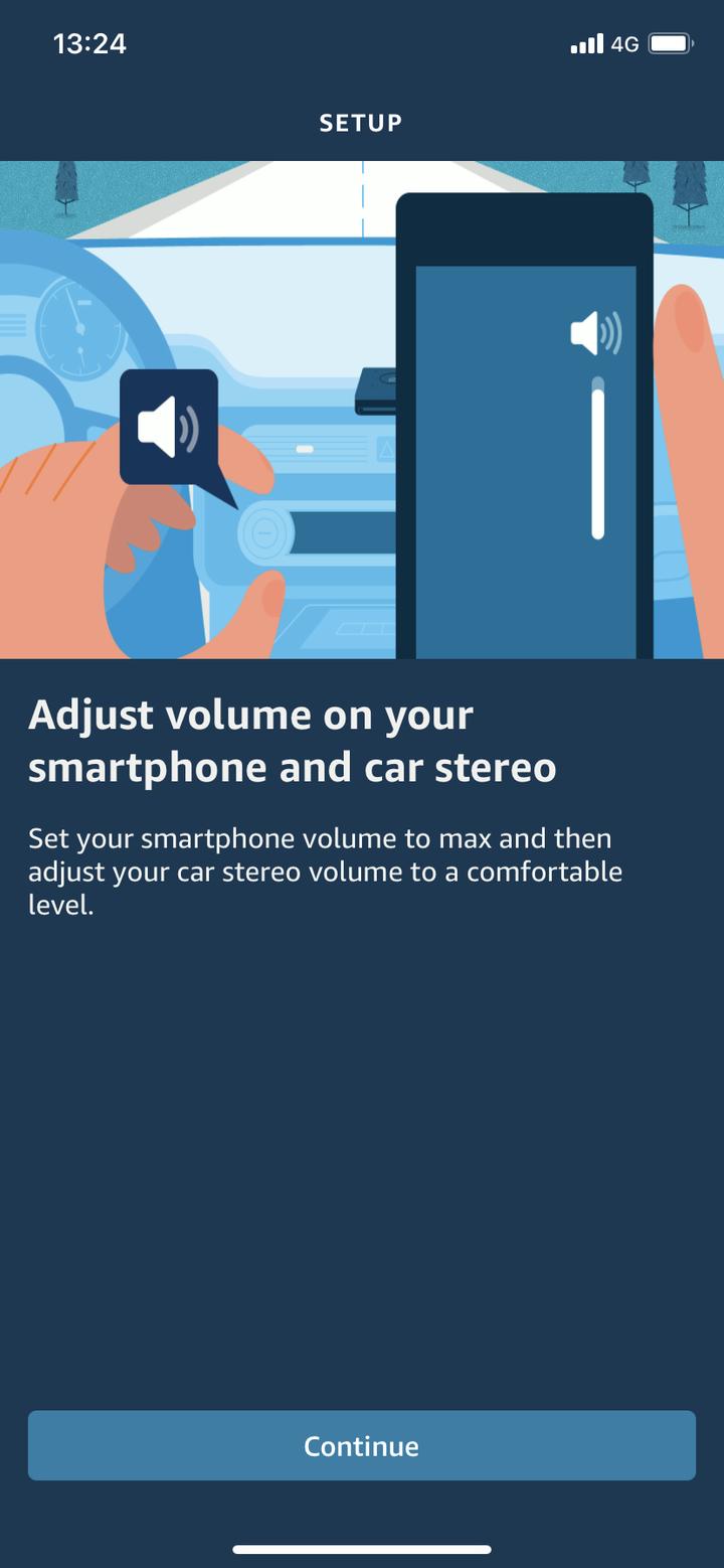 正宗Amazon出品車用Alexa - Echo Auto