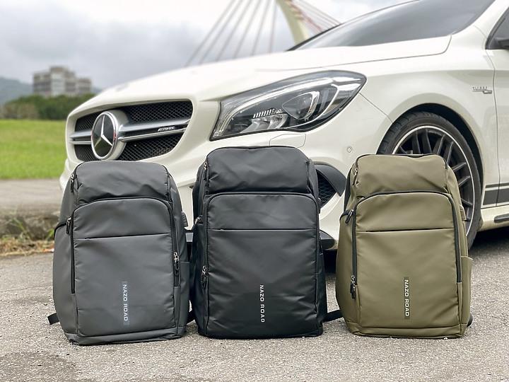 NAZOROAD Almighty 32L 25L後背包 商務出差/短期旅遊/休閒生活 豐富隔層設計讓你好收納