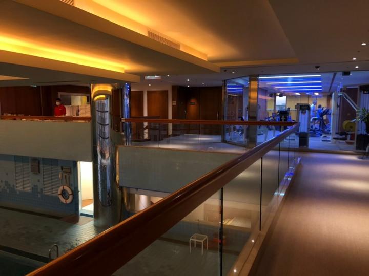 <跟著蛤仔肉去旅行> 新竹國賓大飯店 - 適合親子旅遊的好飯店
