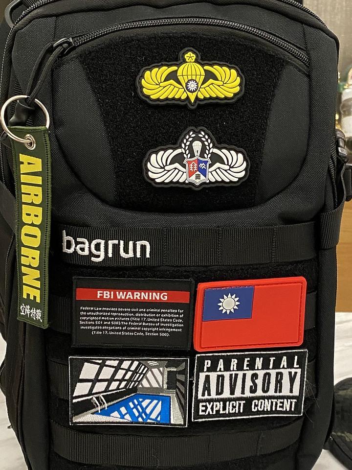 忠義驃悍 bagrun 軍事風格傘繩後背包 特戰傘兵們的美好回憶 - 11