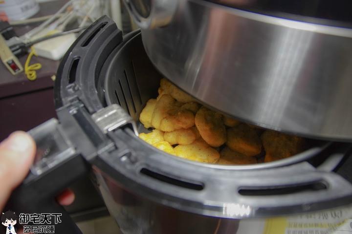 開箱文 【GPLUS】4L 多功能氣炸鍋-用最簡單的方式讓烹飪更健康,減脂 80%!