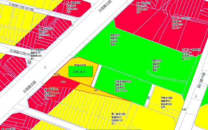 New 北區 麗寶 *新案* 超高大樓 綠園道第一排 公園正旁邊 正市區機能宅 潛銷討論