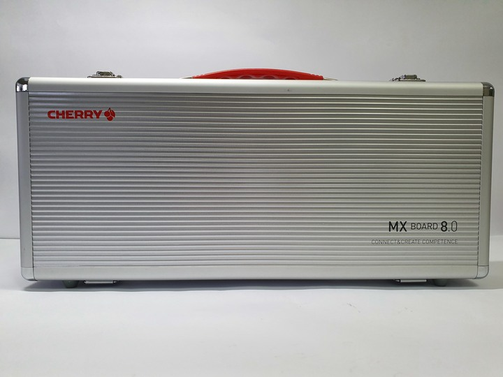 正宗德國工藝,絕美CHERRY MX BOARD 8.0S RGB青軸開箱試用