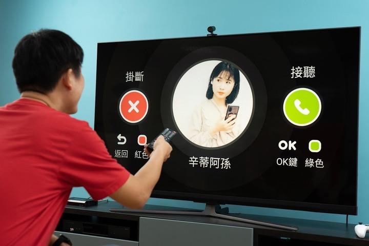 竟然是正規 Android TV 的哈 TV+ 機上盒開箱 加映 MABOW TV 電視電話實測