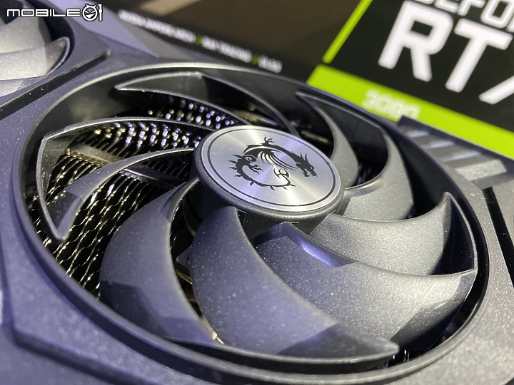 開箱 【MSI 微星】GeForce RTX 3080 GAMING X TRIO 10G