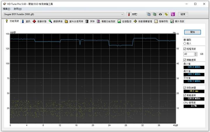 Seagate希捷Backup Plus Portable5TB 2.5吋行動硬碟極致黑/備份儲存免煩惱