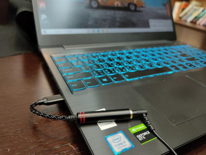 狂派Player Type C USB DAC解碼隨身耳機擴大機ES9218P + SA9302L:小巧省電好聲音