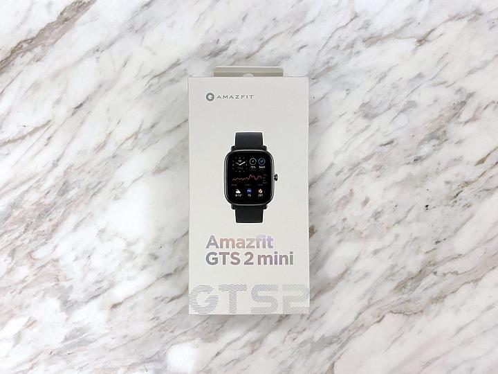 【開箱】Amazfit GTS 2 mini智慧手錶 輕巧、續航與功能性的最佳選擇 - 2