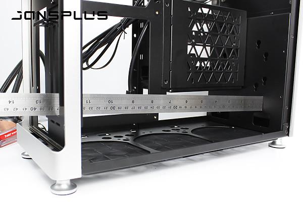 ITX直上360冷排、巨型塔扇我都要,JONSPLUS i100 PRO 三段變身3146
