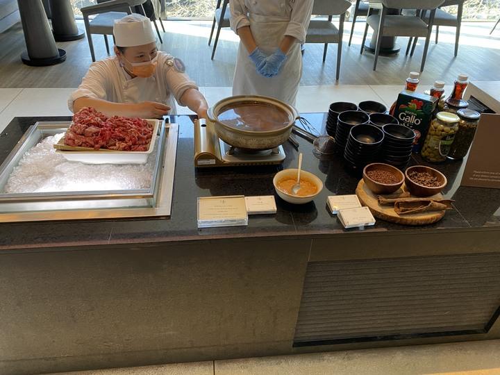 【小惡魔慶牛年】值得一路驅車東行 - 寒沐Mu Table自助餐