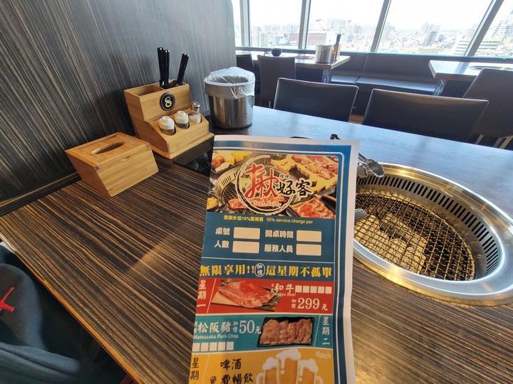 【美食】揪好客燒烤-新竹店全新大改造!!燒烤吃到飽/晶品城13樓美食