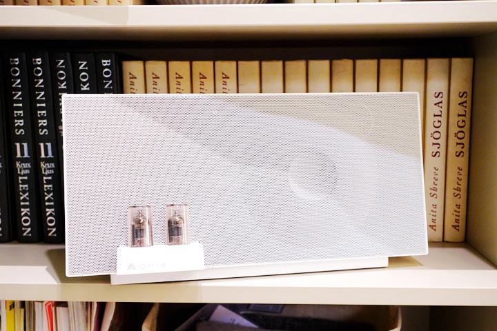 (推)真不錯,連藍牙喇叭也有雙真空管,OMIX VAC-MX全音域環...4635