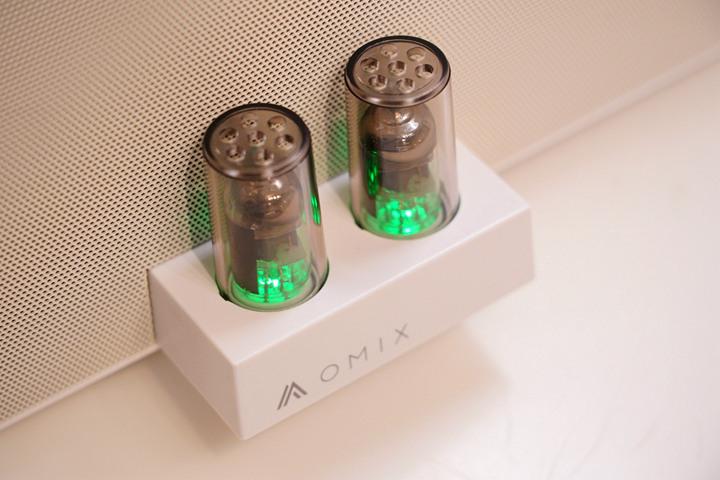 (推)真不錯,連藍牙喇叭也有雙真空管,OMIX VAC-MX全音域環...264