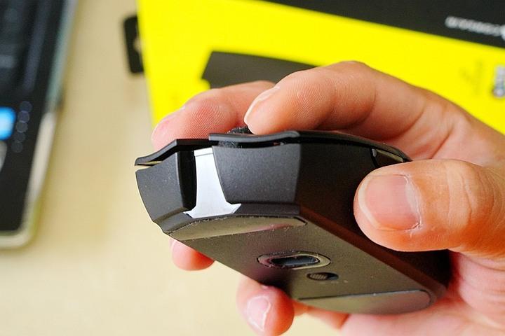 體驗無拘無束的流暢感,Corsair Katar Pro Wireless 無線電競滑...5835