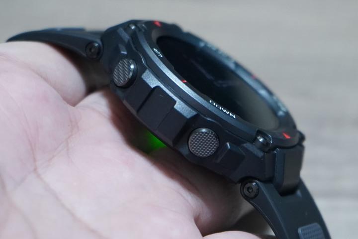 最硬升級「Amazfit T-Rex Pro 戶外運動智慧手錶」強悍進化