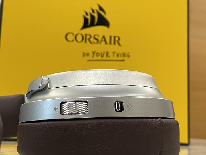 歡迎登船 Corsair VIRTUOSO RGB 電競耳機|無線頂級規格 音質無...7684