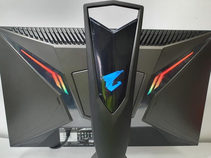 鷹神信仰無極限,品嘗高速超體驗,AORUS FI27Q-X 電競螢幕開箱試用