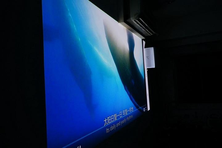 EPSON EF-12 迷你投影機 小畫面也有大精彩