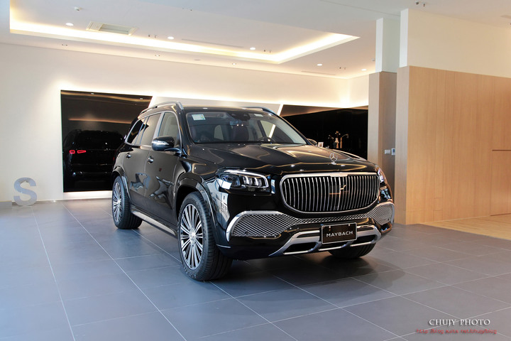 (chujy) Mercedes-Maybach GLS600 4MATIC 豪華中的極致