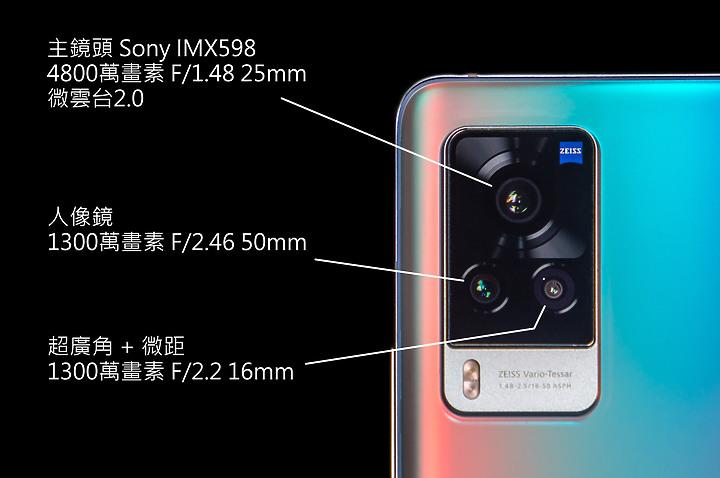 最穩定的組合!vivo X60 Pro X 蔡司 X 微雲台。