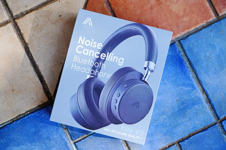 (開箱)Elite V1 ANC 主動降噪藍牙無線耳罩式耳機,純淨震撼 ...4707