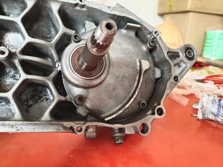張先生委託-三代SV MAX125(車玩125)翻新紀錄(2021/04)6553